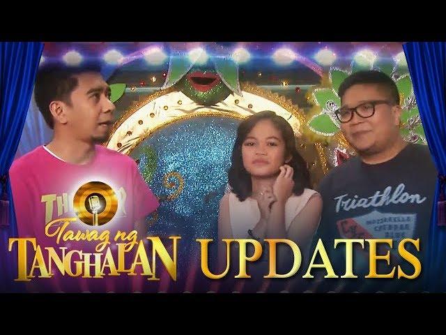 Tawag ng Tanghalan Update: Janine Berdin enters semi-finals