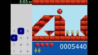 Bounce Speedrun in 14:44 screenshot 5