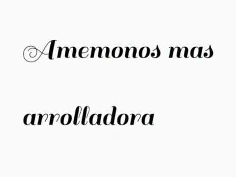 Lyrics arrolladora banda el limn amemonos mas songs about ...