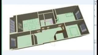 ArchiCAD. Урок 2. Как 2д план разместить в 3д окне? (Алексей Каширский)
