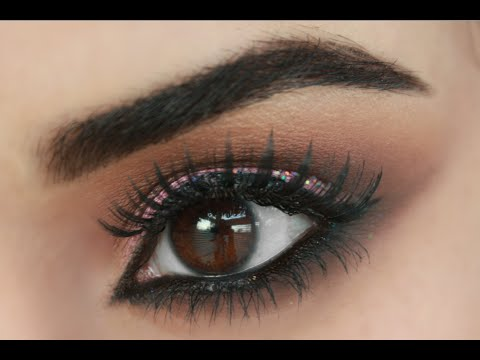 How To Smokey Eye Makeup Tutorial For Beginners Easy Step by Step