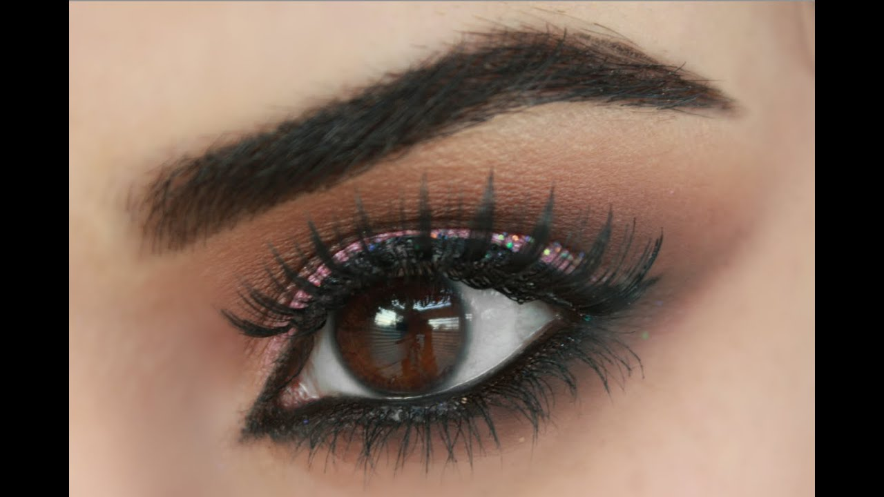 How to make brown eyes pop brown smokey eye youtube how to make brown eyes pop brown smokey eye baditri Gallery