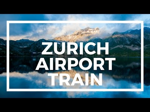 How to take train from Zurich Airport (flughafen)