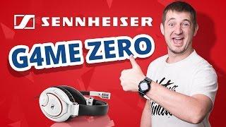 Обзор игровых наушников Sennheiser G4ME ZERO ✔ Им понты не нужны!