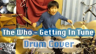 The Who - Getting In Tune / Covered by Yoyoka Soma
