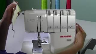 видео Bernina L450