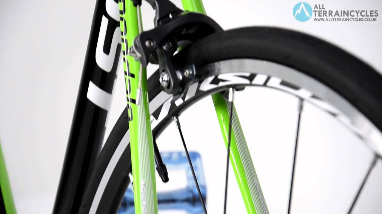 9df929c6b01 2015 Cannondale Supersix Evo Ultegra Carbon Road Bike - YouTube