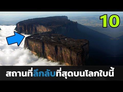 10 อันดับ สถานที่ลึกลับที่สุดบนโลกใบนี้ (ตอนที่ 1)