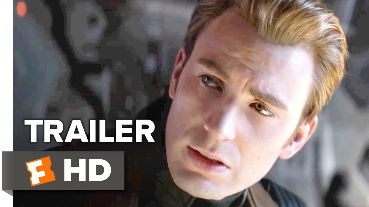 The gang's back together with new member in Avengers: End Game trailer