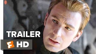 Avengers: Endgame Trailer #1  2019  | Movieclips Trailers