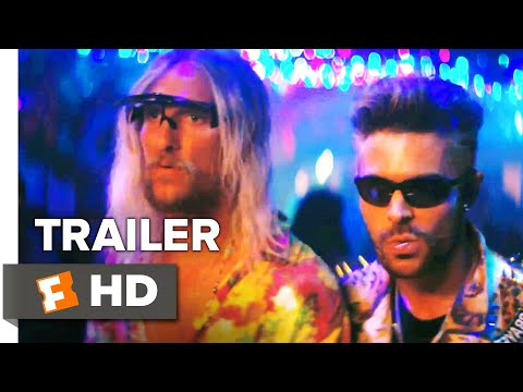 The Beach Bum Teaser Trailer #1 (2019) |...