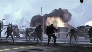 HIGH DEFINITION Modern Warfare 2 Gameplay Promo