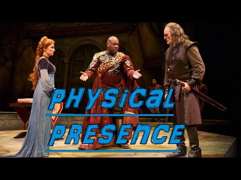 The physical presence of the actor on stage | Acting Lessons, Class, Tutorials, Tips.
