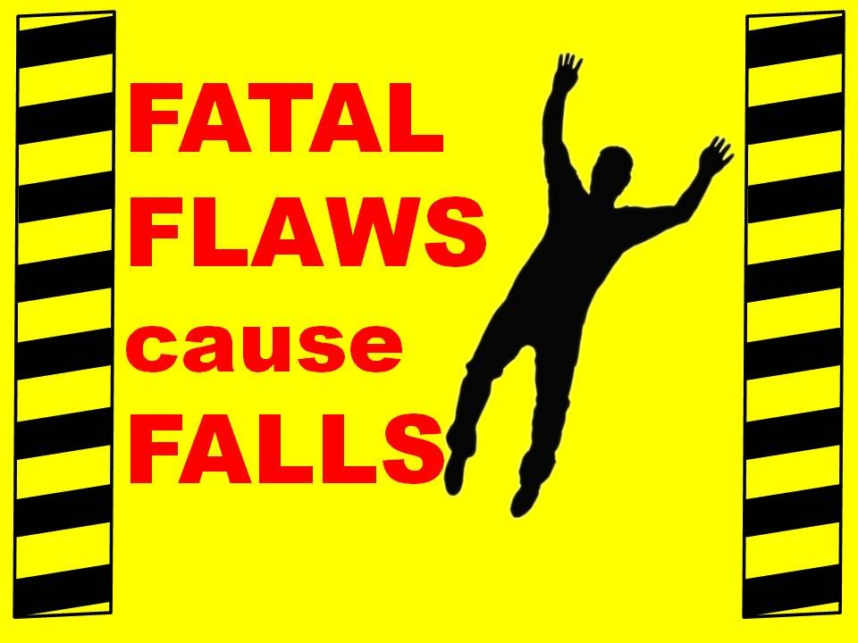 Fatal Flaws Cause Falls Slips Trips Amp Fall Prevention