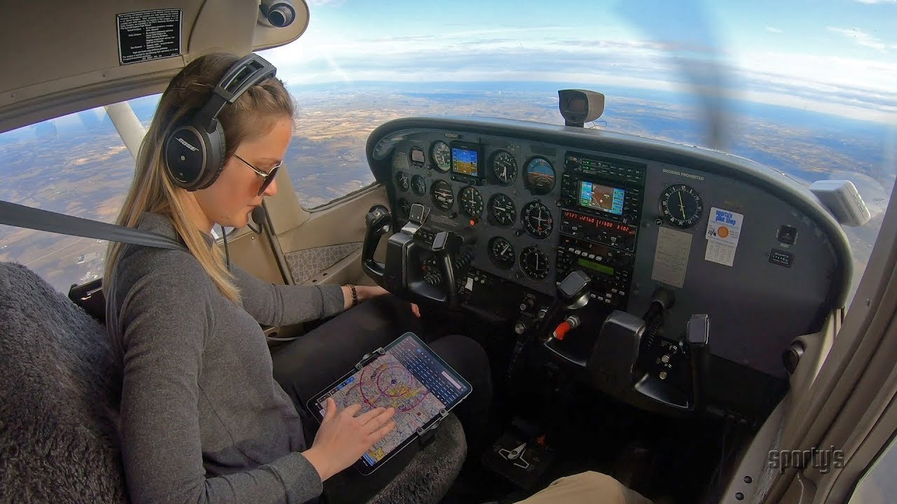 0a85e0fc35f Ask a CFI  How can I incorporate the iPad into my flight training  Sporty s  Pilot Shop