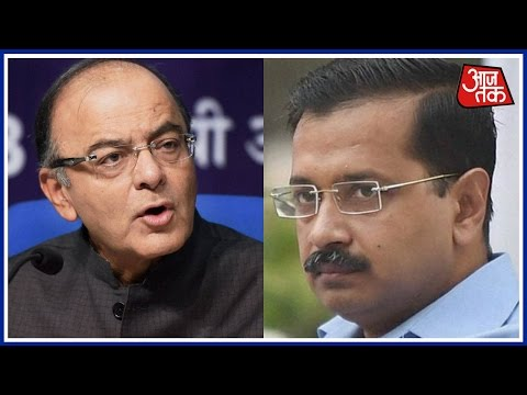 Arun Jaitley Files Another Defamation Lawsuit Against Delhi CM Arvind Kejriwal