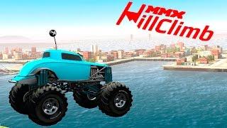 MMX HILL CLIMB #1 ЧУМОВЫЕ МАШИНКИ ГОНКИ игровой мультик про машинки машины монстры как ВСПЫШ