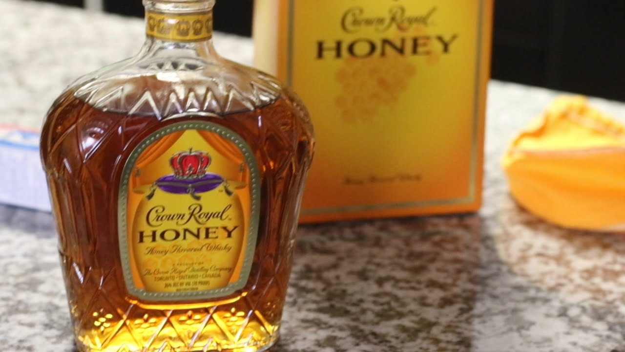 how to drink crown royal vanilla