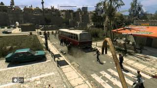 Dying Light Free Roam Gameplay – No Commentary (PS4)
