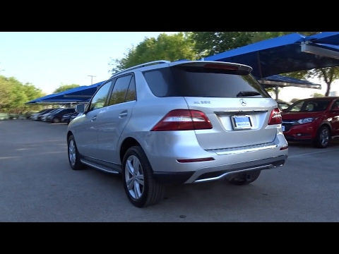 2013 mercedes benz m class san antonio austin houston