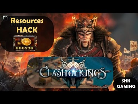 Clash Of Kings HACK | IPhone | IOS/Android | 2016 | No Survey