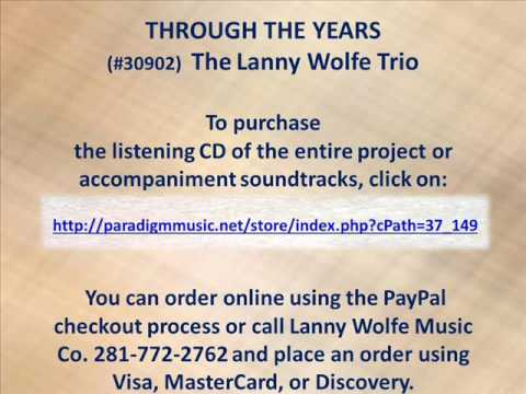 PRECIOUS BLOOD  The Lanny Wolfe Trio Project #30902
