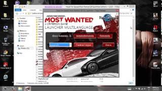 Como poner Need For Speed Most Wanted Limited edition 2012 en ESPAÑOL solucionado!!!