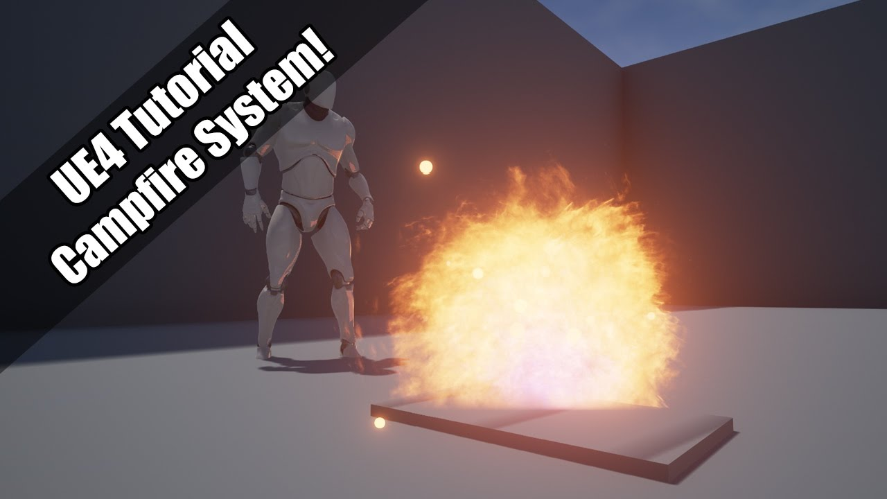 Ue4 tutorial campfire system request youtube ue4 tutorial campfire system request malvernweather Gallery