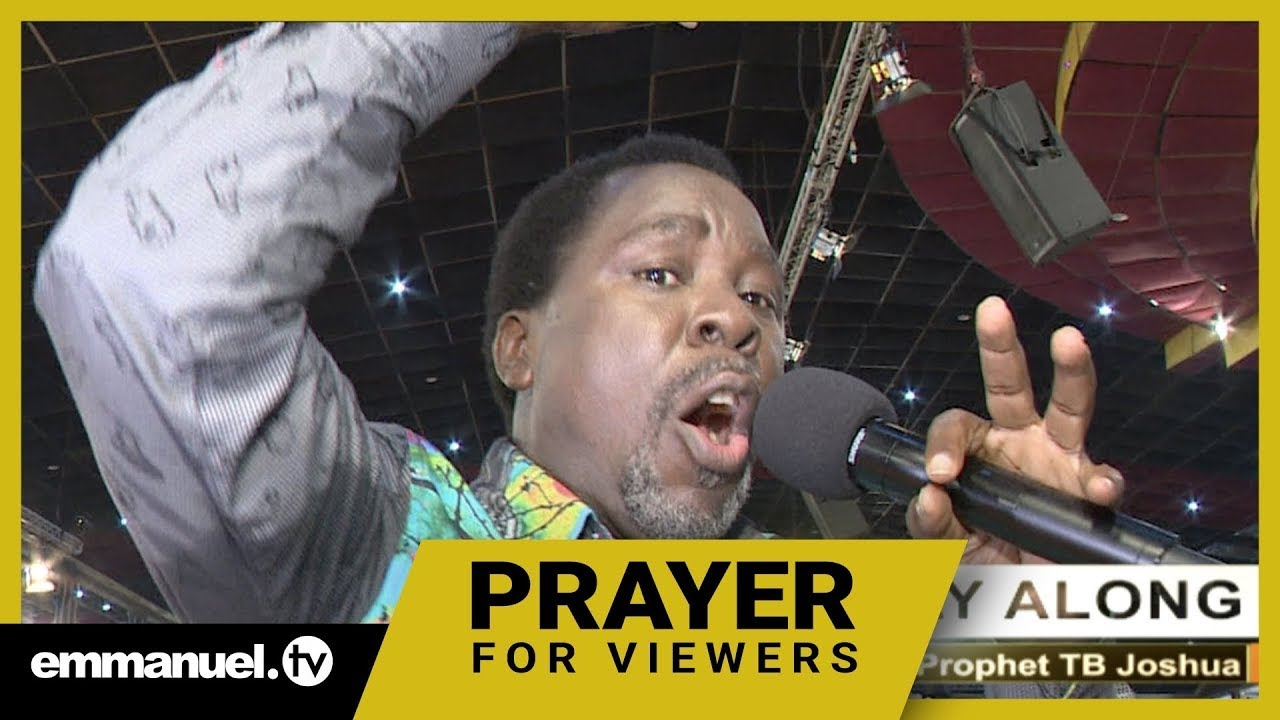 Download Is This TB Joshua's MOST ANOINTED Prayer EVER??? #SCOAN #EMMANUELTV #TBJOSHUA #PRAYERFORVIEWERS