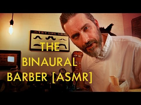 The Binaural Barber [ASMR]