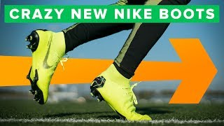 AMAZING NEW NIKE FOOTBALL BOOTS | Nike Always Forward Play Test