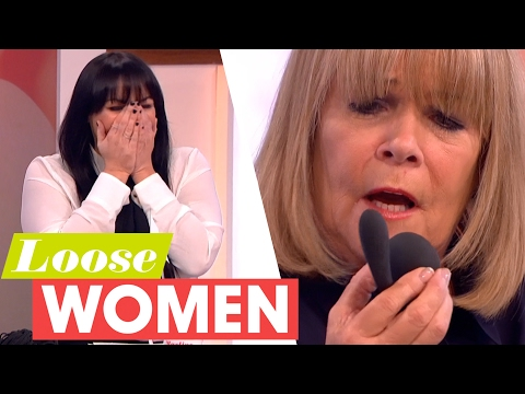 Linda Causes Hysterics With Her Fifty Shades Darker Goodie Bag! | Loose Women