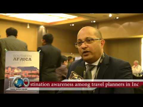 Mr. Collin Thaver - Managing Director, Southern Africa , 360 Luxury Holidays