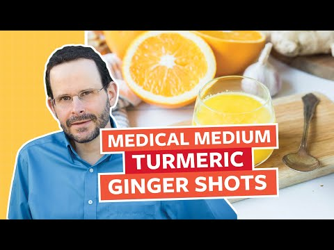 Turmeric-Ginger Shots 101 | Medical Medium 101