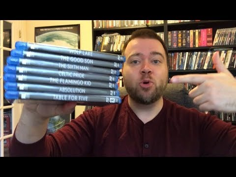Blu-Ray Collection Update 7 Pickups! Kino Lorber Sale, Horror, Thriller, Basketball Comedy, Drama