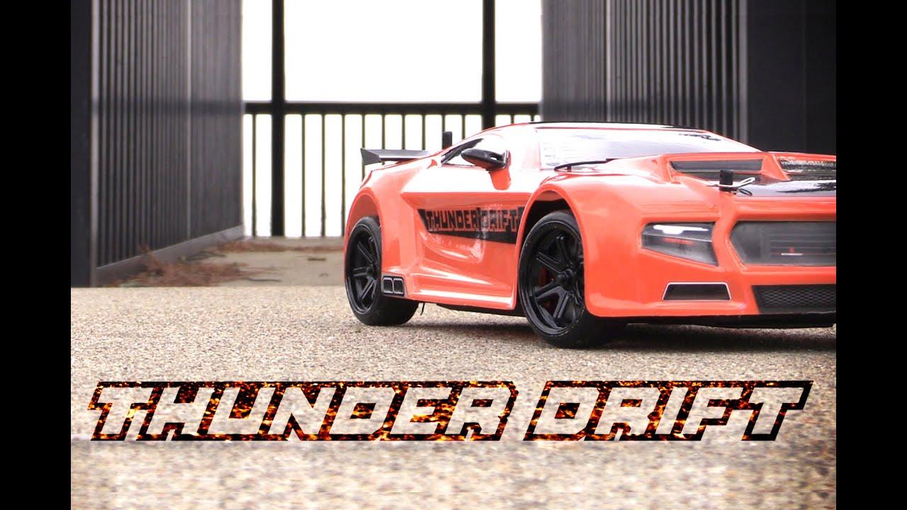 4d29fa1b42103 Thunder Drift 1/10 Scale Belt Drive On Road Car
