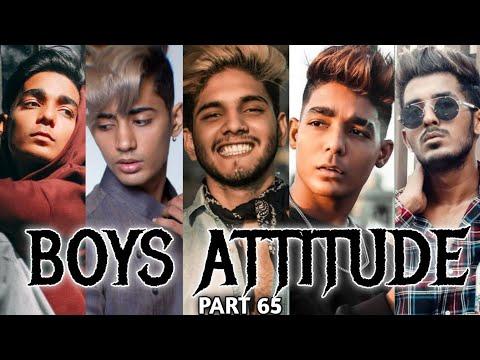 🔥Boys Attitude Videos🔥| Tik Tok Videos🔥|🦁Chikka Al Vissa 🦁 Song Tik Tok Videos🔥| Part 65