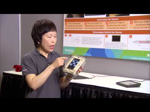 Haptic Feedback at the Fingertips