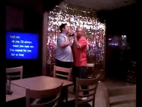Diso and Wolfe Karaoke