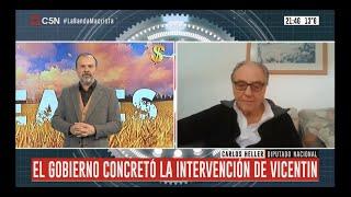 11-06-2020 - Carlos Heller en C5N - M1, con Gustavo Sylvestre #ImpuestoExtraordinario #Vicentin