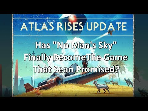 No Man's Sky - Atlas Rises - 1 Year After Release