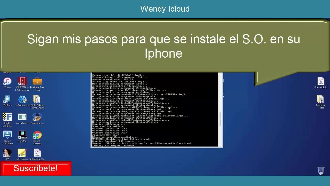 instalar firmware android en iphone sin itunes