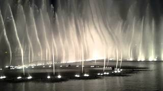 Dubai Fountain with