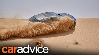 2017 Maserati Levante S review, attacking the sand dunes   CarAdvice