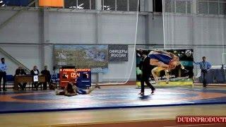 42-й традиционный международный турнир по греко-римской борьбе
