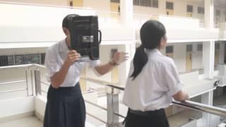 ระหว่างเราสองคน - เอ๊ะ จิรากร (Cover MV) By Mathematics Program PCRU