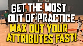 Attribute Boosts in Practice | NBA 2K17 MyCareer Tips