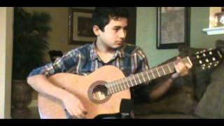 """Vale Mas """"Para Siempre"""" :- Vicente Fernandez - Cover Guitarra"""