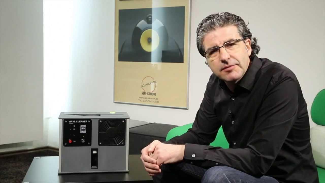 Audio Desk Gläss Vinyl Cleaner Fono De Sg Akustik Hifi Studio You