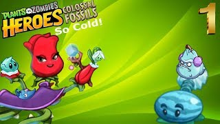 Pvz Heroes - Good ol Rose Freeze - Part 1